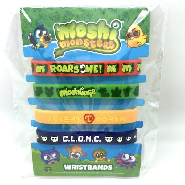 Wrist band pack