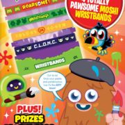 Moshi Monsters Silicone Wrist Bands